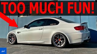 Go BUY A BMW M3 RIGHT NOW! Here's Why!