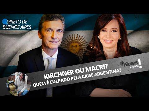 KIRCHNER OU MACRI? QUEM É CULPADO PELA CRISE ARGENTINA?