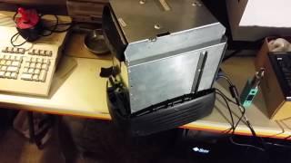 New workstation (SGI O2)