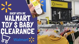 Walmart Hidden Clearance In Toys And Baby | Clothing And Toy Clearance At Walmart