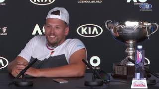 Dylan Alcott Final Press Conference | Wide World of Sports