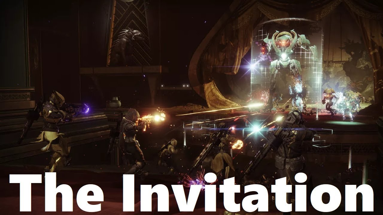 Download *Updated* How To Unlock Menagerie Destiny 2: New Light - How To Unlock The Invitation Quest