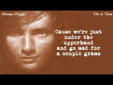 A Team - Ed Sheeran Karaoke Duet  Sing With Ed!! 