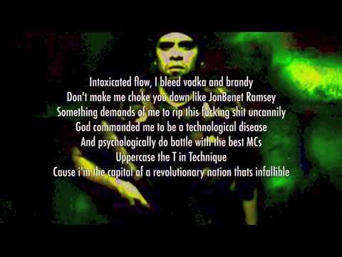 Immortal Technique - Revolutionary (Lyrics Video)