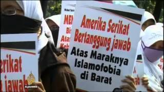 Islamski svijet demonstrira protiv najave filma - Al Jazeera Balkans