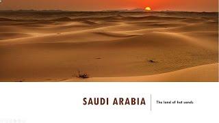 Saudi Arabia-The Land of Hot Sands - 5th Standard, Social Science, CBSE