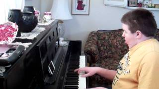 """Healing Is In Your Hands"" by Christy Nockels (COVER) Piano Instrumental"