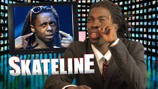 SKATELINE - Lil Wayne Skate Part, Pizza Michael Pulizzi, Girl In China, Cody Subido,