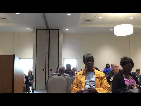 13th Congressional District Democratic Party Organization Membership Meeting