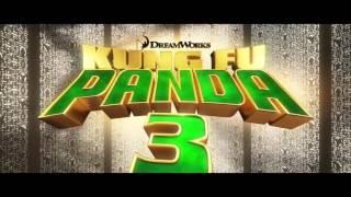 Trailer oficial Kung Fu Panda (2016) cu Jack Black si Angelina Jolie