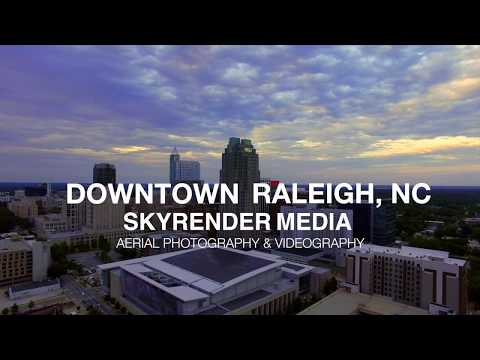 Aerial Drone Photography Raleigh, NC - SkyRender Media