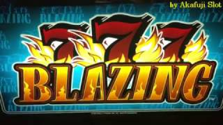 Jackpot! High Limit Slot Live Play★BLAZING 7
