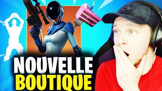 🔴I OFFER THE NEW SKIN IN THE FORTNITE BOUTIQUE FROM JULY 23 to 2H! PERSONAL PART IN THE MEANTIME!