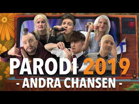 Melodifestivalen PARODI 2019
