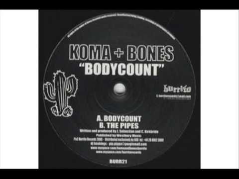 Koma & Bones - Sound Deluxe / Red Rag
