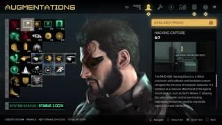 Easy  Deus Ex: Mankind Divided™Hacking Tutorial