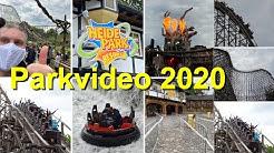 Heide Park 2020 in Corona Zeiten - Parkvideo - Impressionen - Neuheiten - Veränderungen - Onrides-