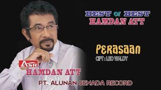 HAMDAN ATT - PERASAAN ( Official Video Musik ) HD