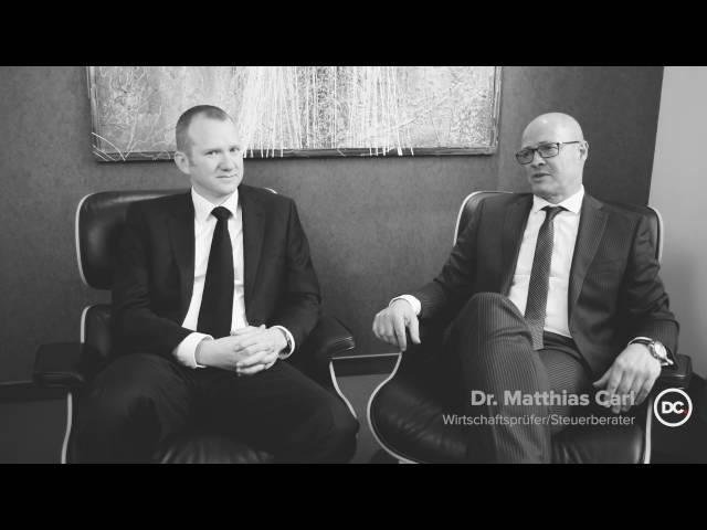 Dr. Carl & Partner im Dialog: Erben und Unternehmensnachfolge