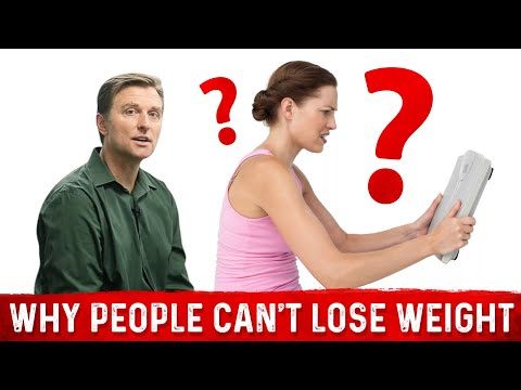 "The ""OTHER"" Reasons Why People Can't Lose Weight"