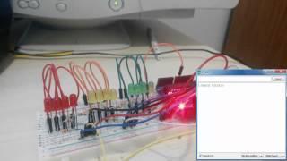 Arduino Binary Hesap Makinesi