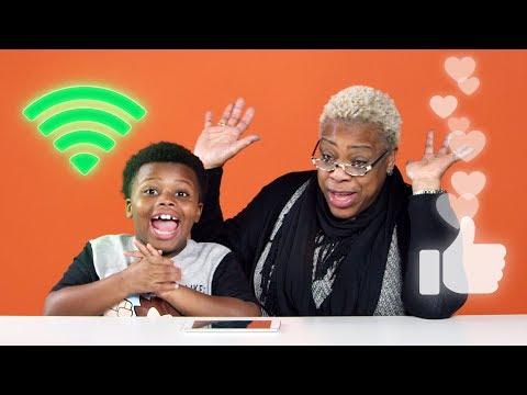C-Rob Blog (58472) - Kids Teaching Old People The Internet