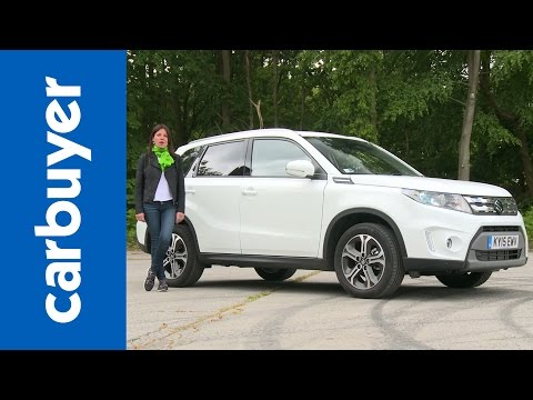 Suzuki Vitara SUV review – Carbuyer
