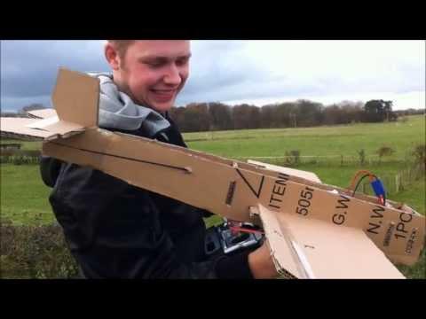 hqdefault cardboard plane youtube,Remote Control Airplane Funny Memes
