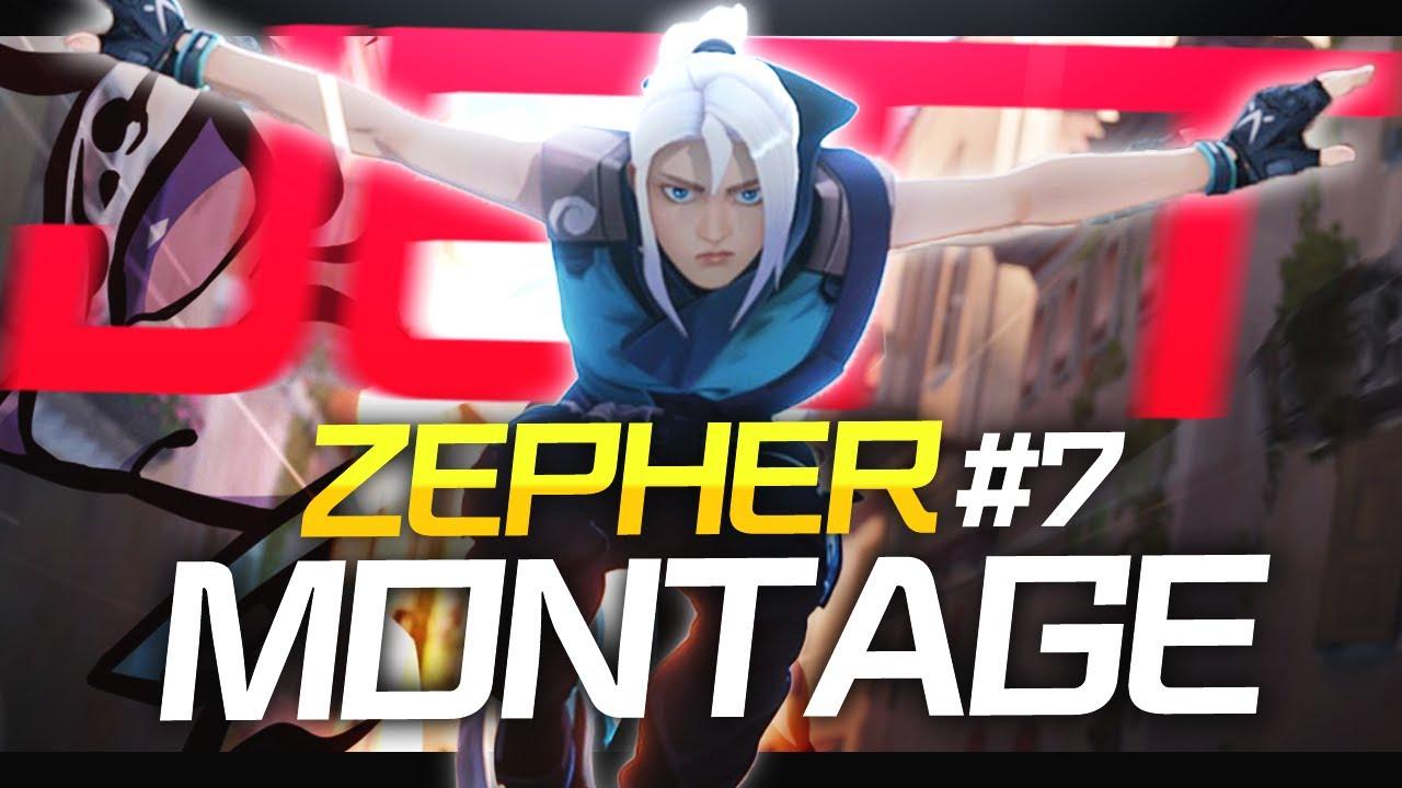 #7 Zepher Montage//7-8~7-20//【ヴァロラント/VALORANT】