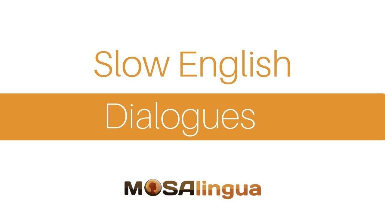 Diálogos En Inglés 6 Diálogos Para Mejorar Tu Inglés Mosalingua