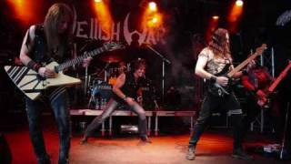 Hellish War - Hellion (Cover Wasp)