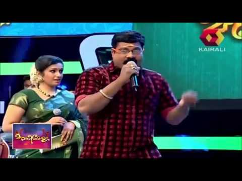 Manimelam | Kalabhavan Mani sings Poovadi Penne