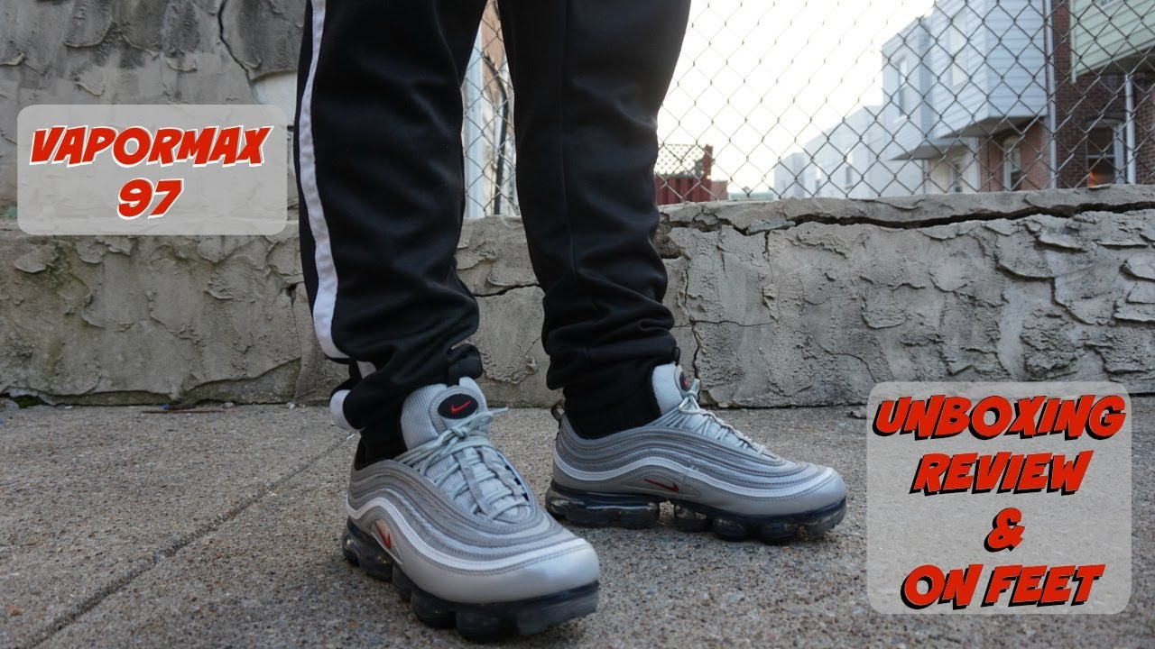 hot sale online 65a6f 6fdc2 NIKE VAPORMAX 97