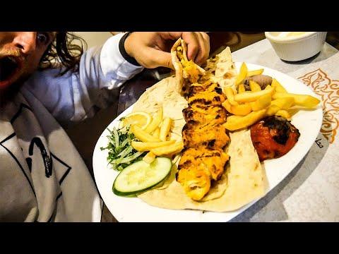 The Best Persian Food in Dubai | Street Food | Iranian Food | Fish Kebabs | Shawarma