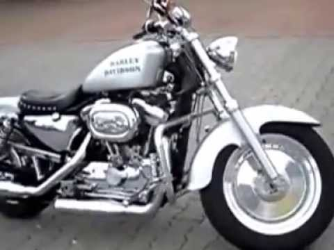 Fat Boy Sportster 883