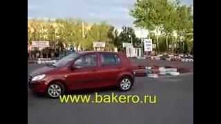 Заезд в бокс Гараж bakero ru