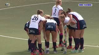 1. Feldhockey-Bundesliga Damen DHC vs. BHC 08.09.2018 Highlights