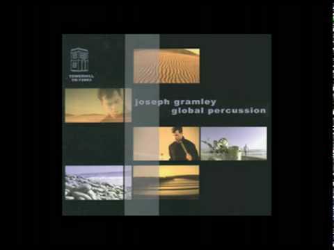 Philip Glass Percussion Solo: Joseph Gramley plays 1 + 1