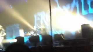 23.11.2012 Frei.Wild Konzert Eröffnungslied - Wir reiten in den Untergang