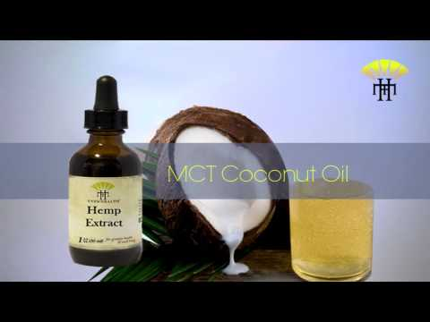 Hemp CBD Oil Extract - Products and Process