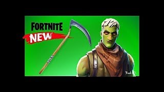 "THE NEW SKIN ""CERVIVORE"" ON FORTNITE! THE FAUCILLE IS RETOUR!"