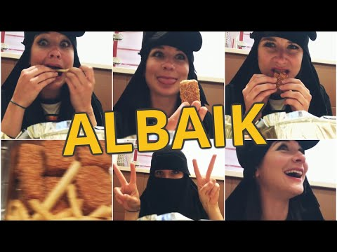 🍖👧🏻My first time trying ALBAIK in Jeddah 🍖🍗🍗🍖