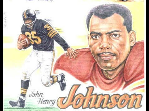 John Henry Johnson Highlight Segment | NFL Highlights HD