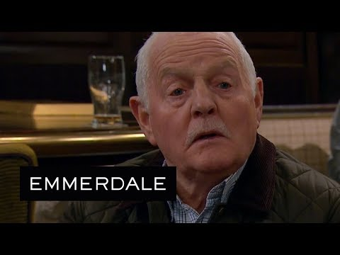 Emmerdale - Does Eric Know Something About Maya?