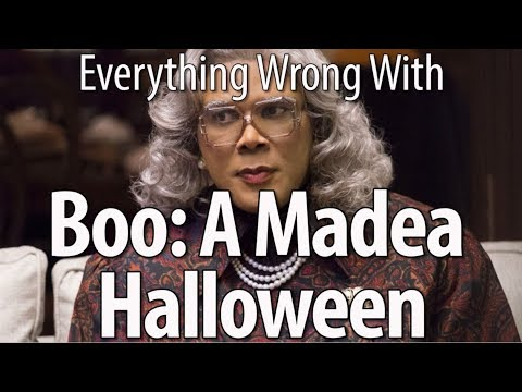 Download Youtube: Everything Wrong With Boo: A Madea Halloween