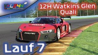 VRL24H Lauf 7   12H Watkins Glen Quali   virtualracing   Mission SimRacing   Florian   HD