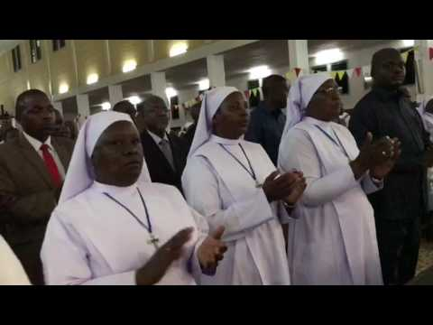 Rais Magufuli Ibadani Moshi