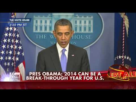 Obamanation : Obama declares 2014 Will be a Year of Action (Dec 20, 2013)
