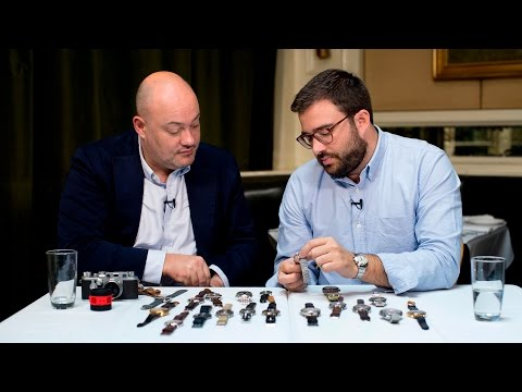Talking Watches With William Massena