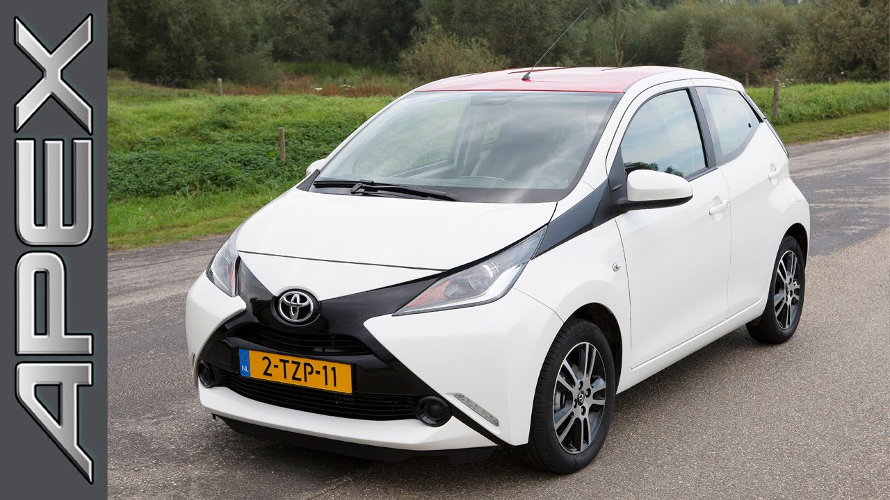toyota aygo 1 0 x play review 2014 youtube. Black Bedroom Furniture Sets. Home Design Ideas